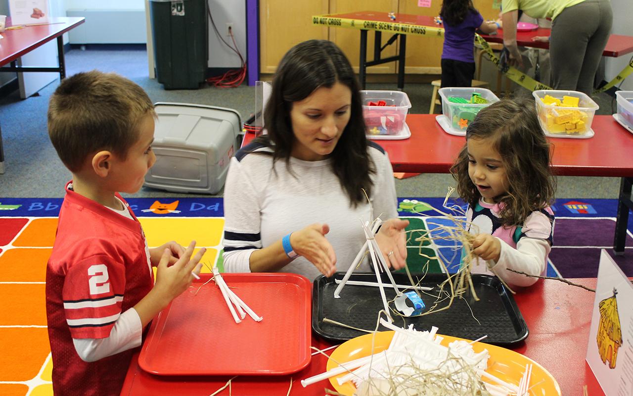 Pre-K-Kindergarten Field Trips