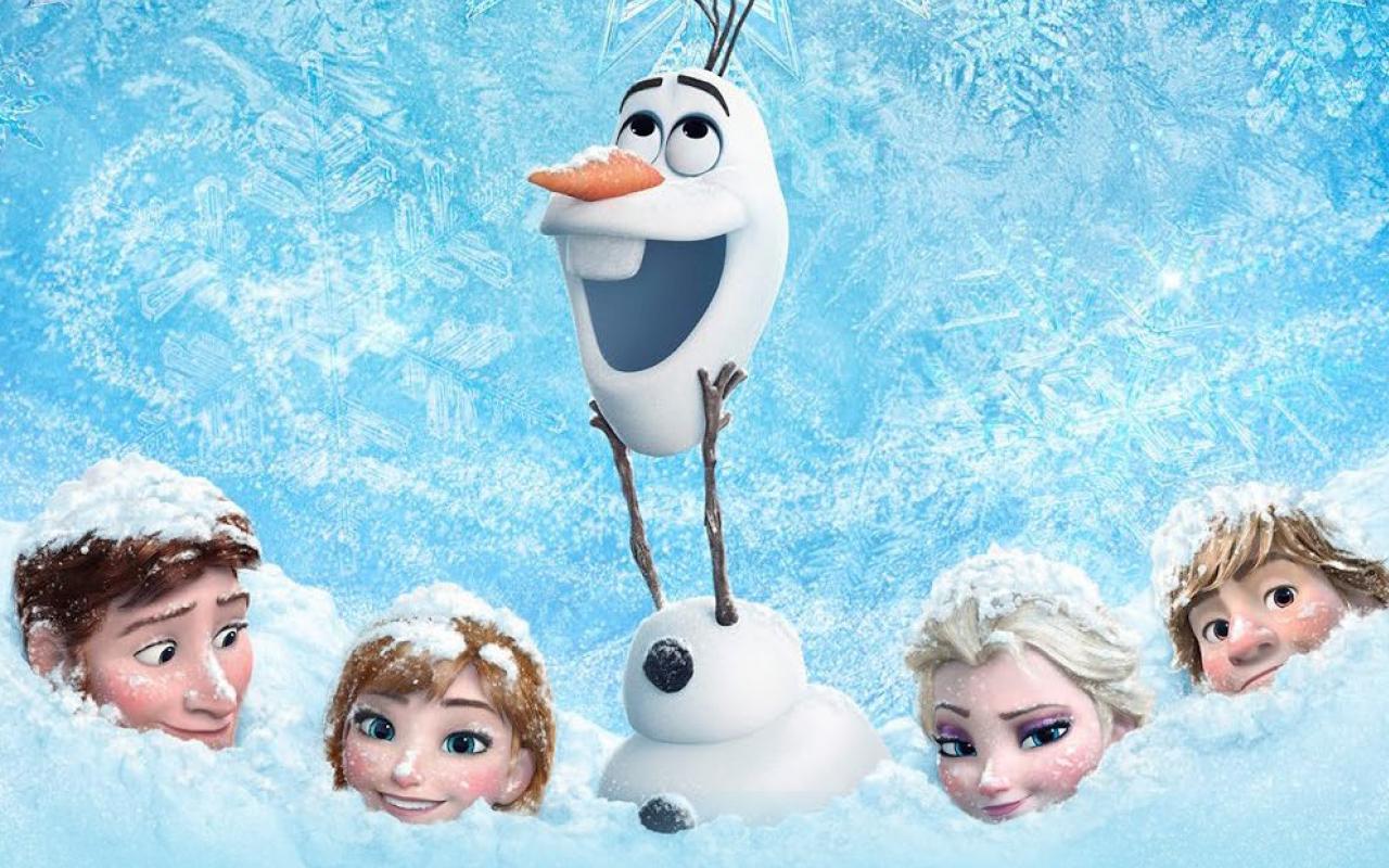 Pajama-Rama: Frozen!