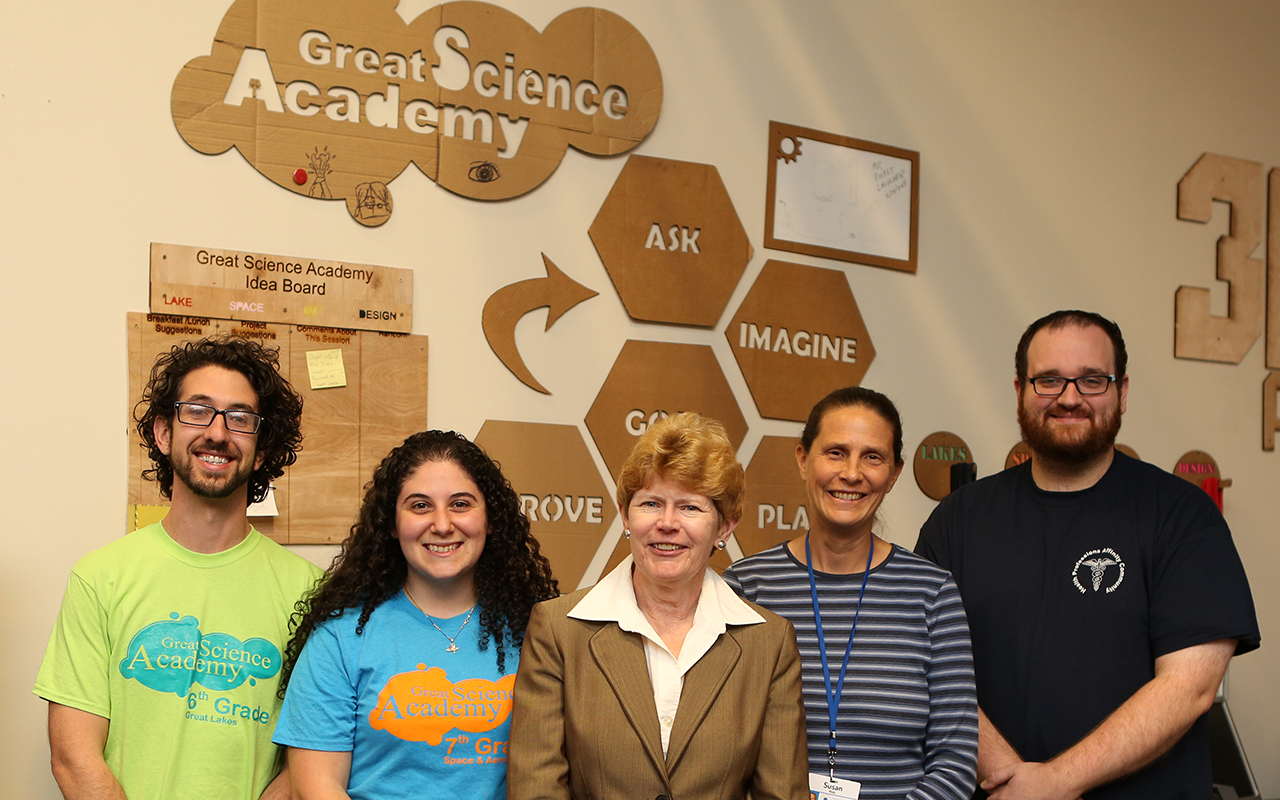 Great Science Academy Staff
