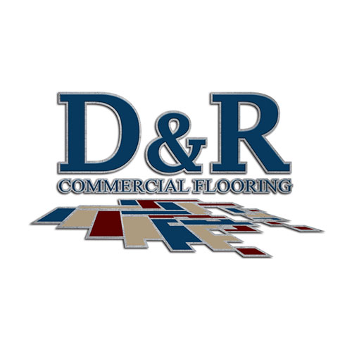 D&R Commercial Flooring Logo