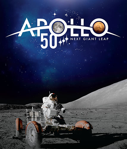 APOLLO 50 - Next Giant Leap