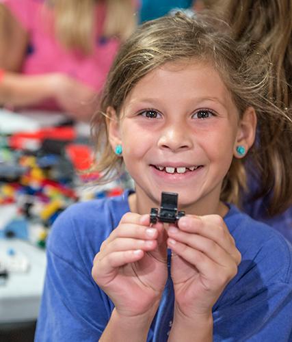 LEGO Workshop: Lights, Camera, Action!