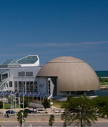 Cleveland Clinic DOME Theater