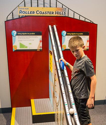 Roller Coaster Hills