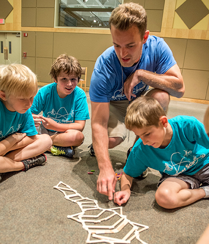 Camps at Great Lakes Science Center