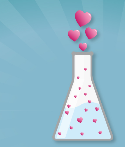 Smitten with Science