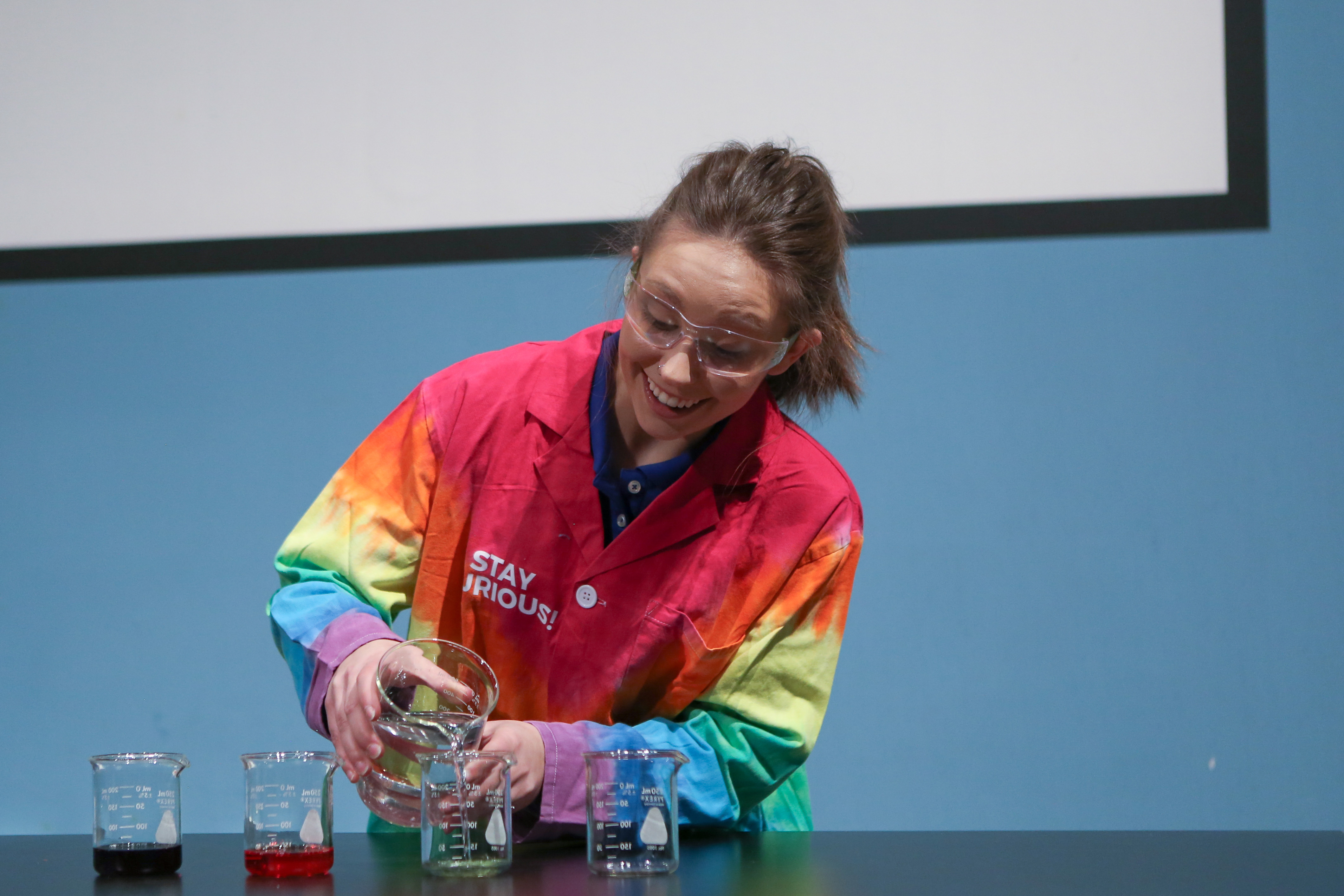 How Your Family can have Fun with STEM at Home with Great Lakes Science Center!
