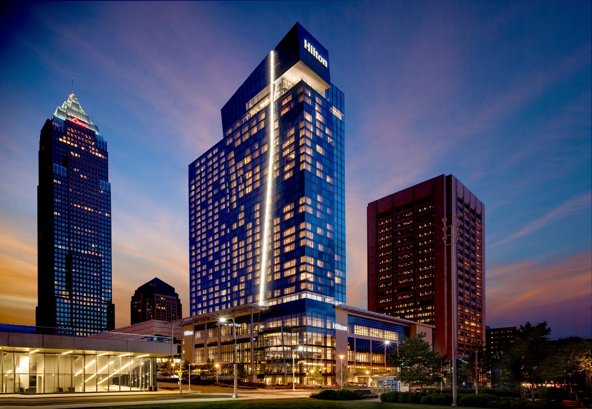 Hilton Downtown Cleveland Hotel