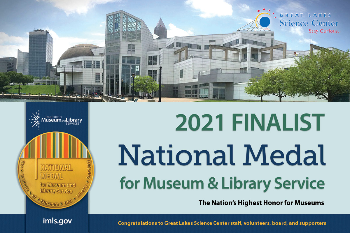 2021 IMLS National Medal for Museum and Library Service Finalist