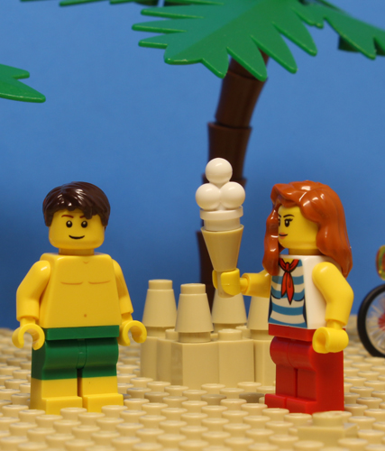 LEGO-motion: The Brickfilms of Michael Hickox