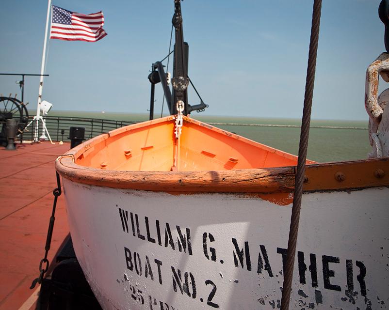 William G. Mather Steamship