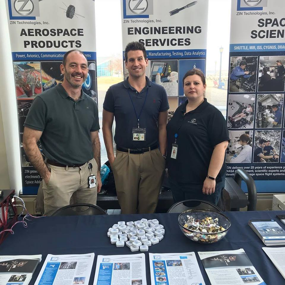 ZIN Technologies at Engineering Careers Day