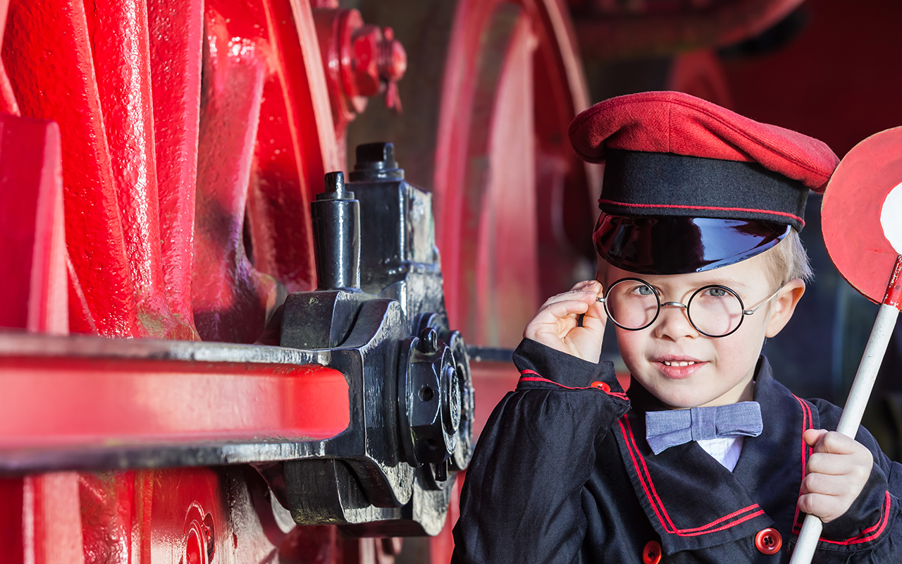Great Lakes Science Center's newest exhibition, All Aboard! The Science of Trains, opens Nov. 3