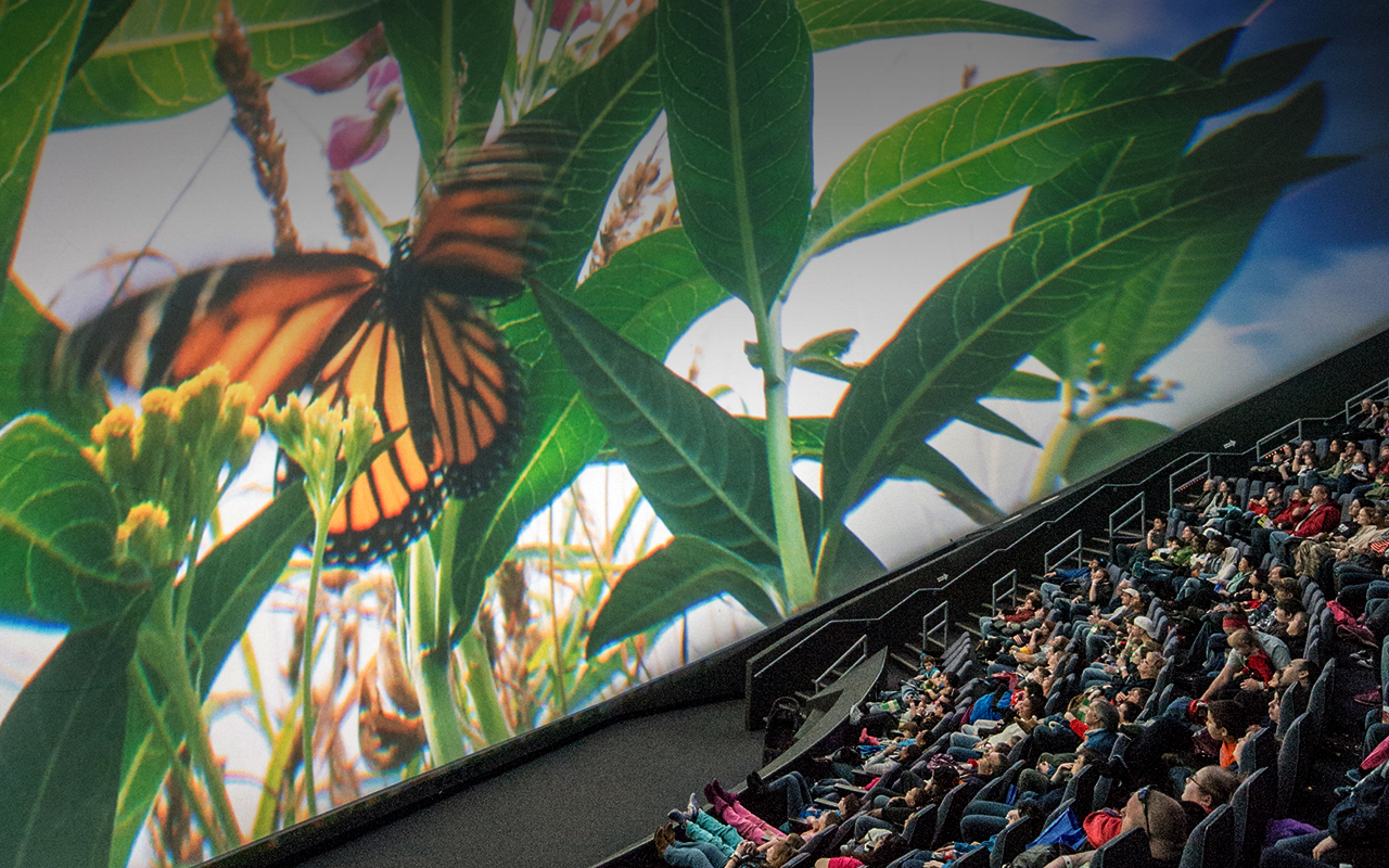 Take Two! Double Features at the DOME continue this summer at Great Lakes Science Center