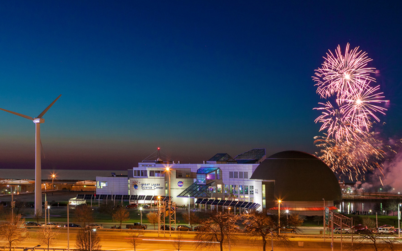 Celebrate Fourth of July with Great Lakes Science Center and have a Star Spangled Science holiday