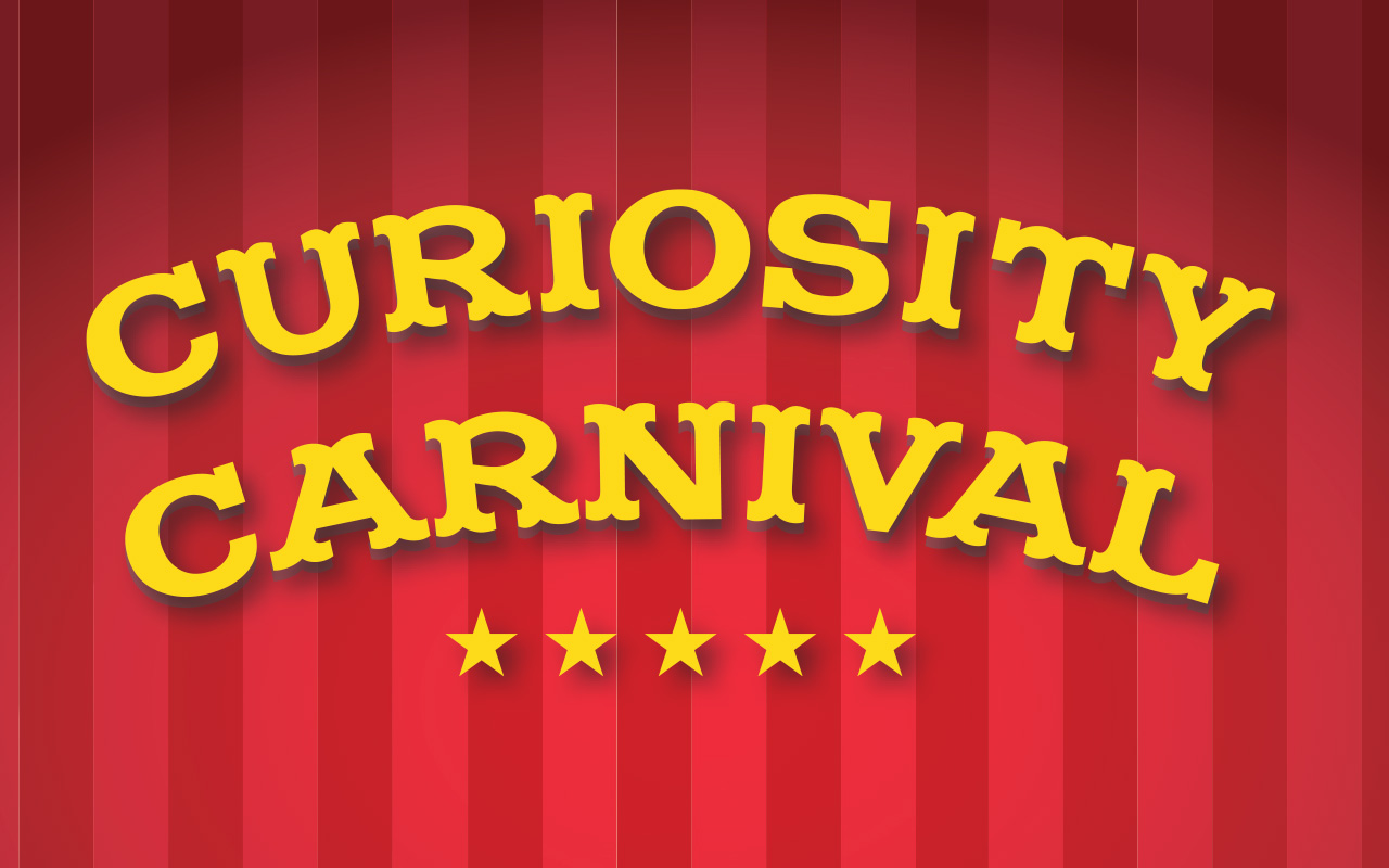 We're bringing the spectacle of the midway indoors with new 'Curiosity Carnival' exhibition opening Nov. 15