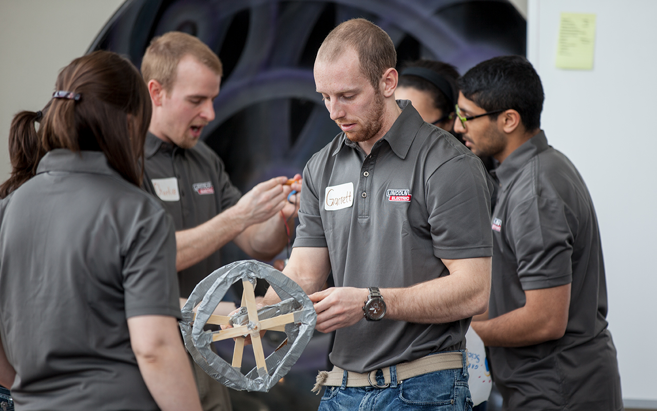 Can your team engineer a victory? The annual Design & Build competition is back at Great Lakes Science Center