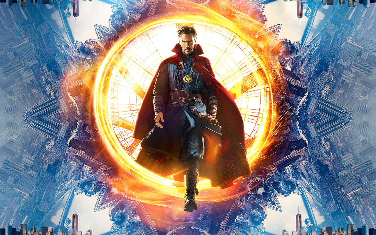 'Doctor Strange' opens Dec. 29 in the DOME Theater at Great Lakes Science Center