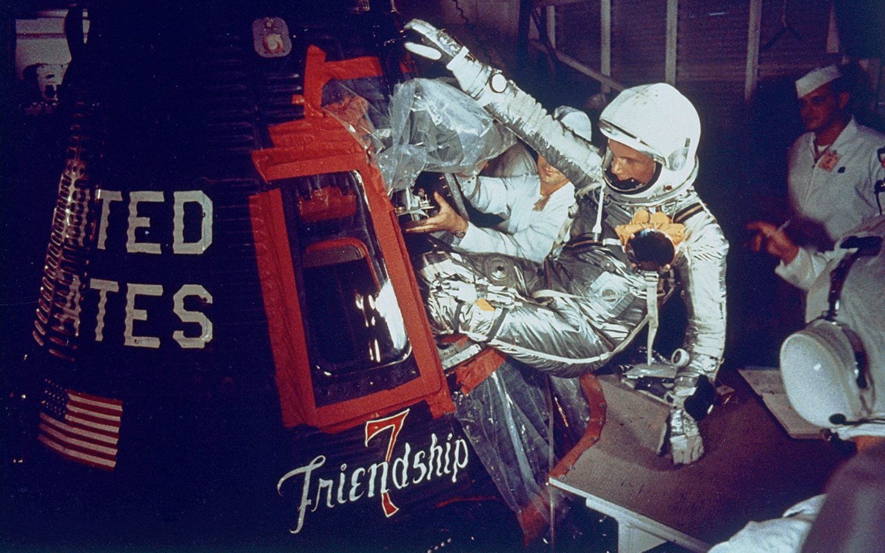 Great Lakes Science Center and NASA Glenn Research Center mark 55th anniversary of John Glenn's historic flight