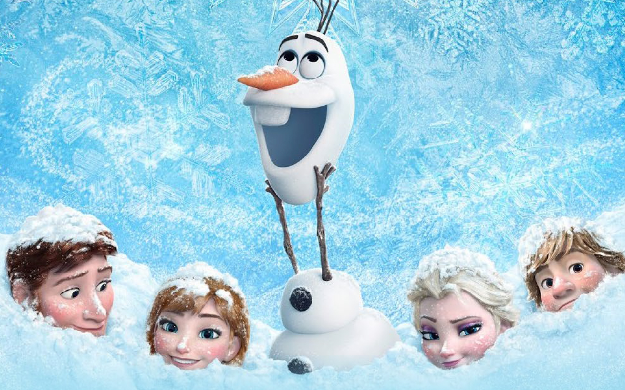 Catch a special screening of 'Frozen' in your jammies at Great Lakes Science Center