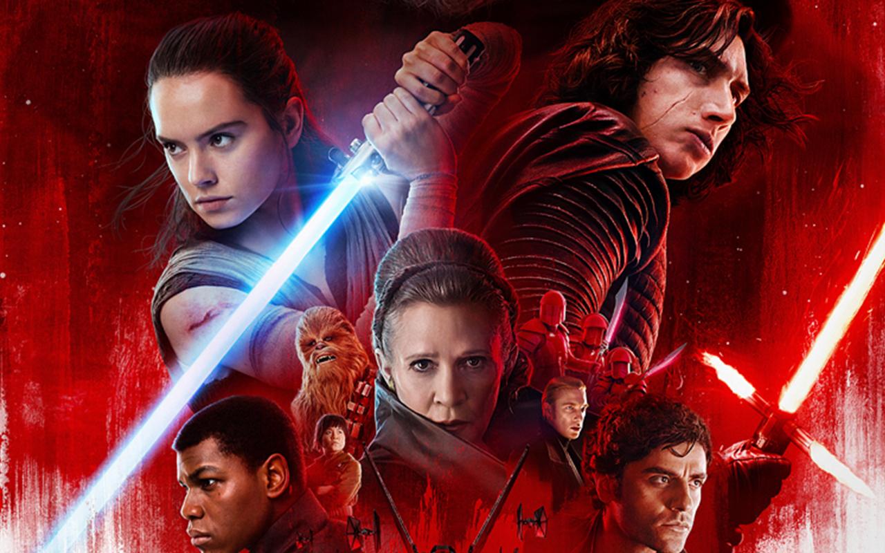 'Star Wars: The Last Jedi' opens January 26