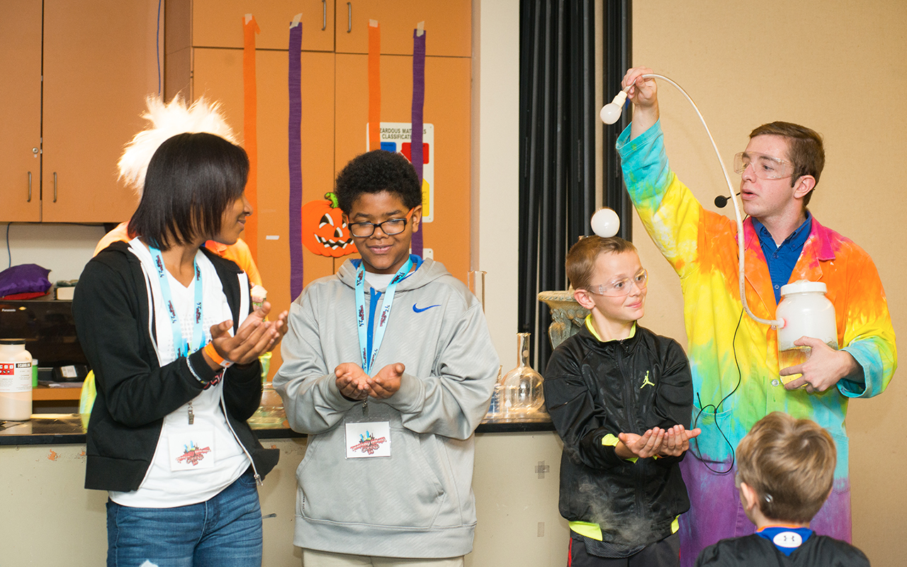 Spooktacular Science Weekend Returns to Great Lakes Science Center, Oct. 22-23