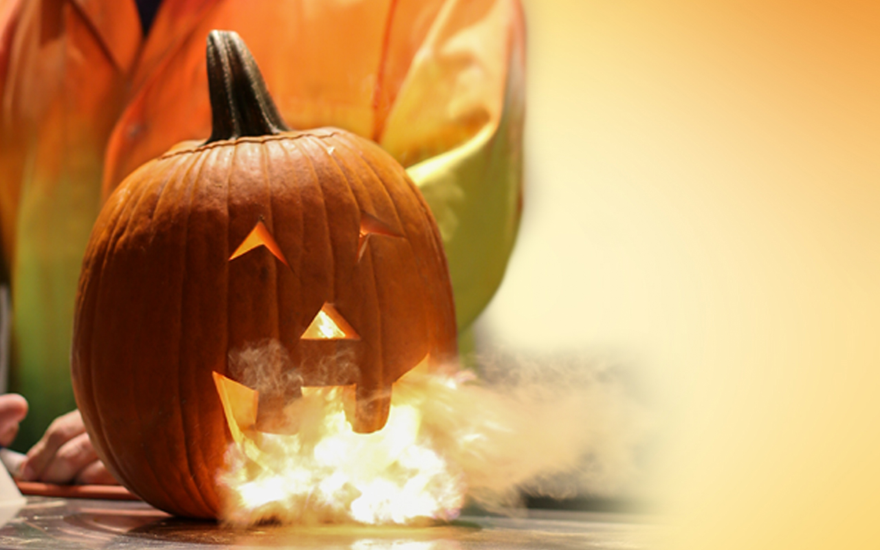 Great Lakes Science Center transforms during Spooktacular Science, October 21 & 28
