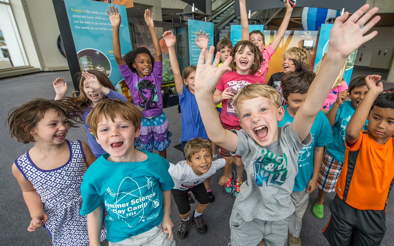 Summer will be here before you know it! Sign up for Science Day Camps at Great Lakes Science Center