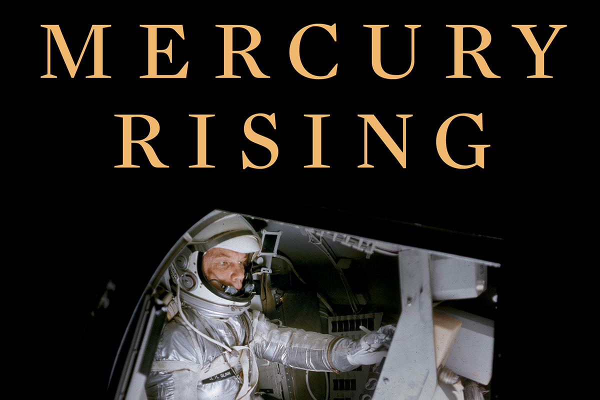 Great Lakes Science Center welcomes author of 'Mercury Rising' in honor of John Glenn Centennial on July 18