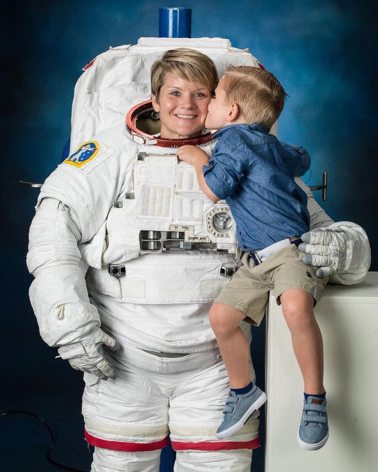 Space Moms We Love!